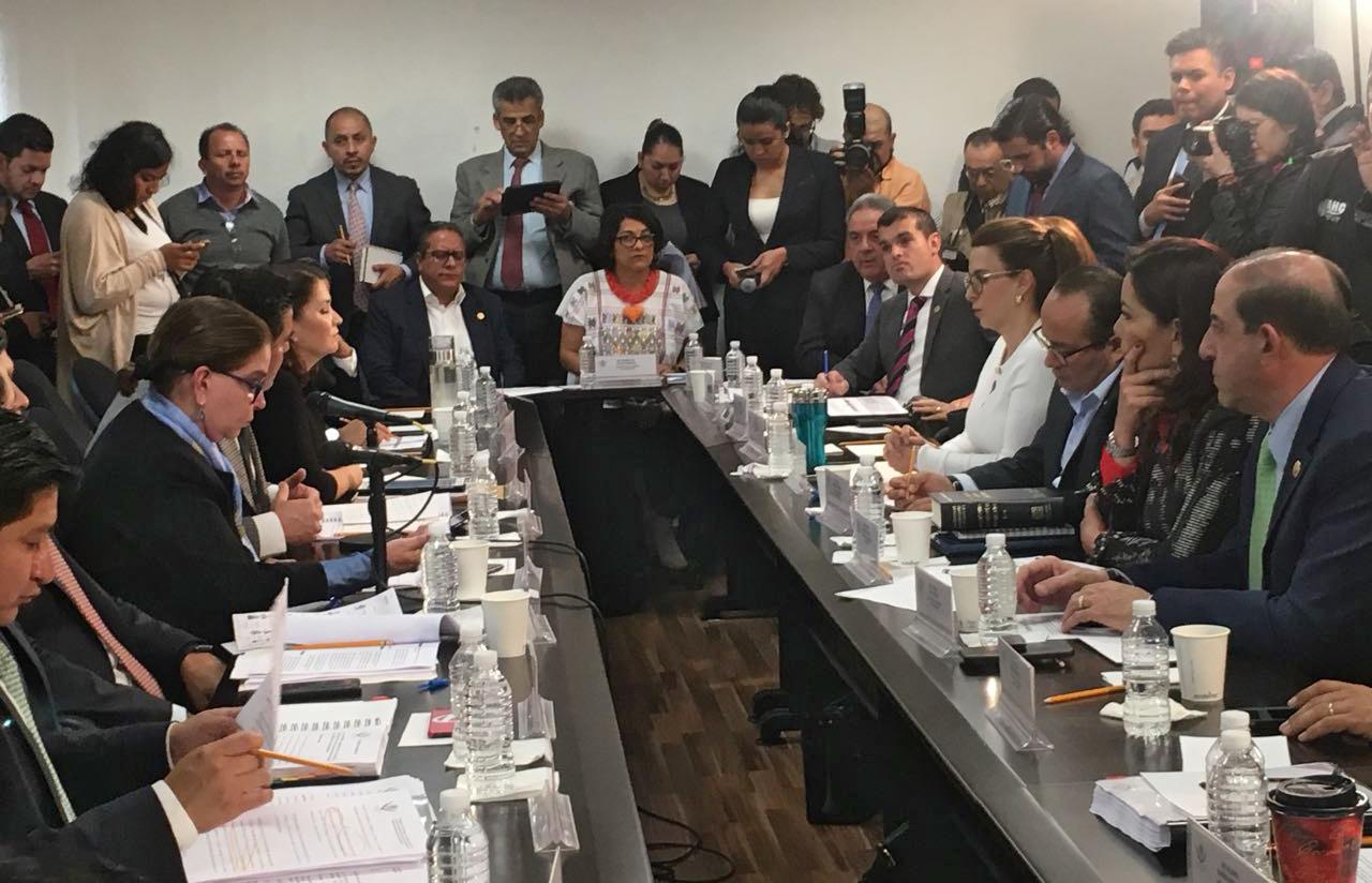 31 Oct – Duodécima Reunión Ordinaria De La Comisión De Gobernación