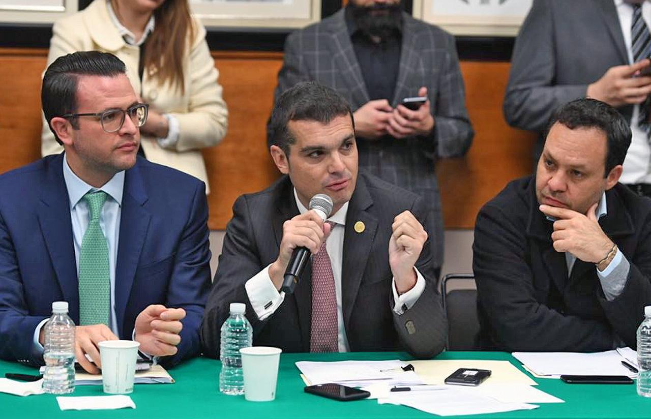 30 Nov – Participación En La XIII Reunión Ordinaria De La Comisión De Gobernación.
