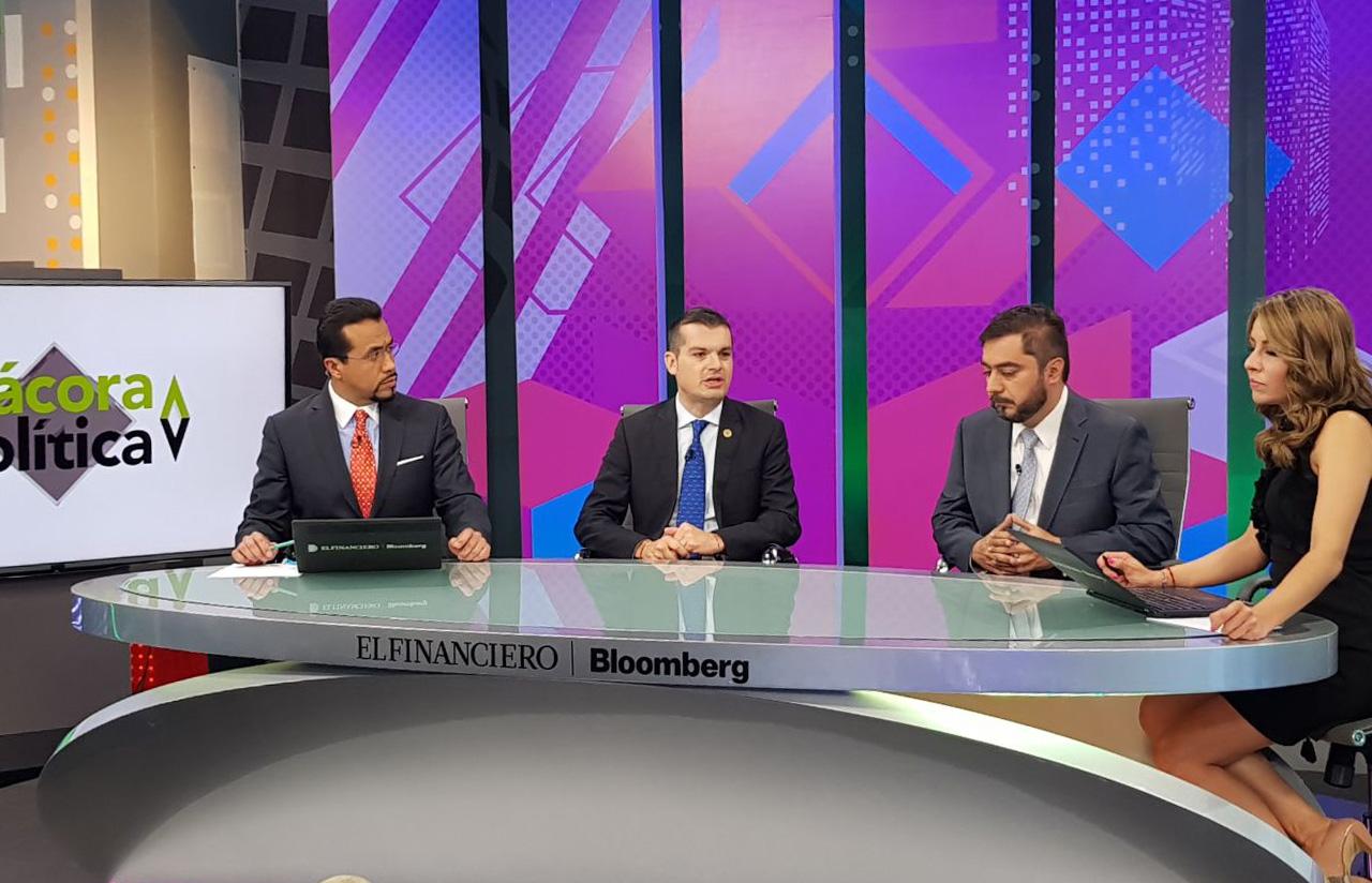 21 Nov – Entrevista En El Financiero