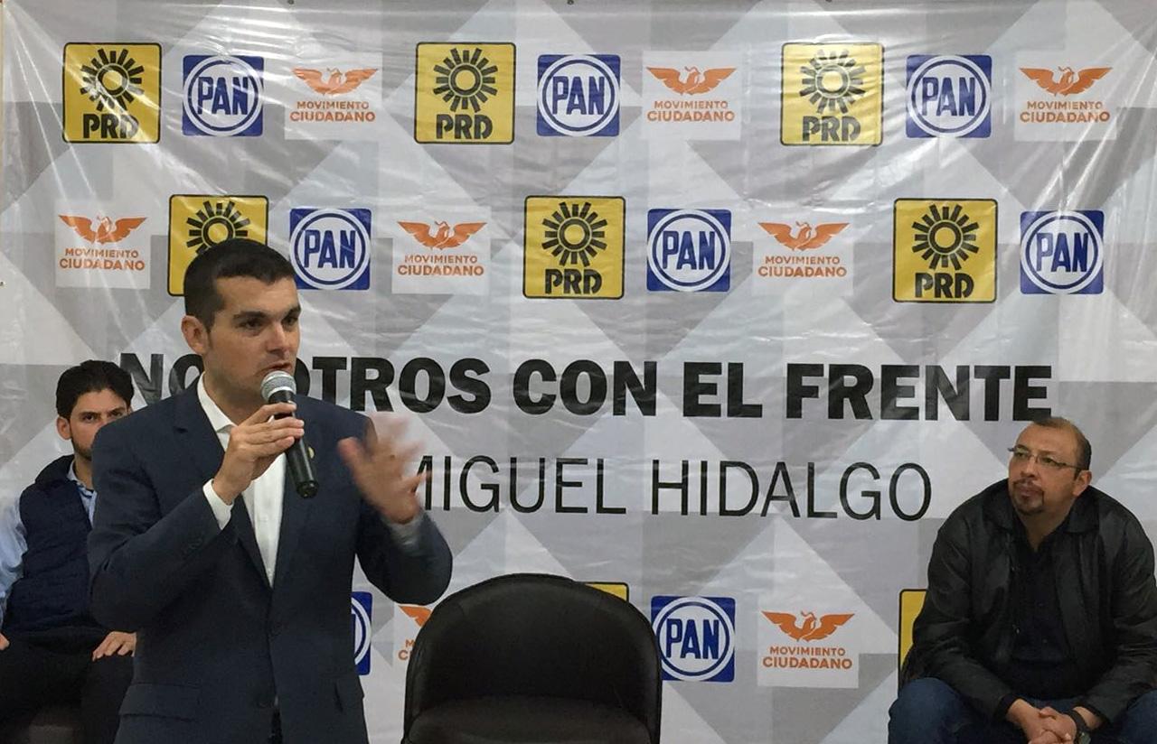28 Nov – Foro: 'Nosotros Con El Frente Por Miguel Hidalgo'