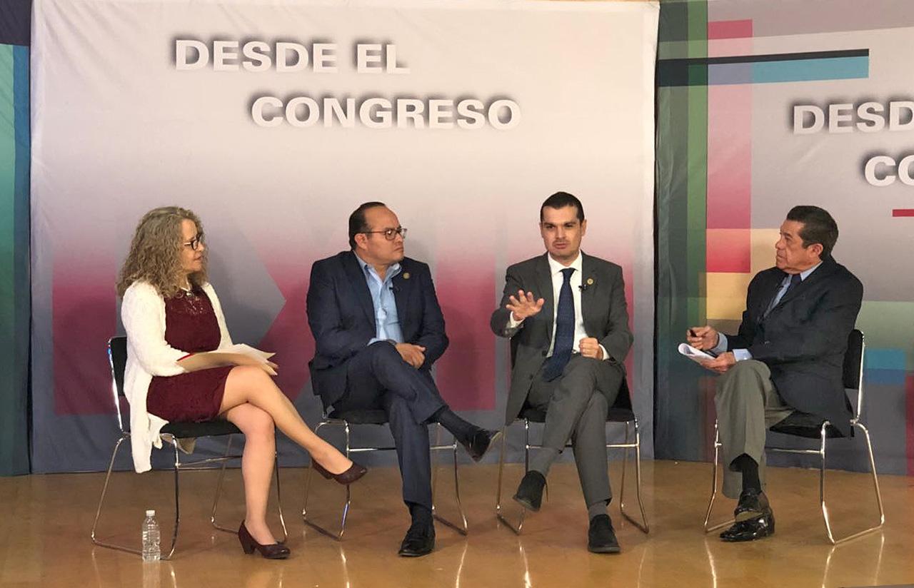 """15 Feb – En El Programa """"Desde El Congreso"""""""