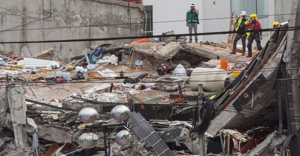 Alvaro Obregon 286 Terremoto Cdmx Triana