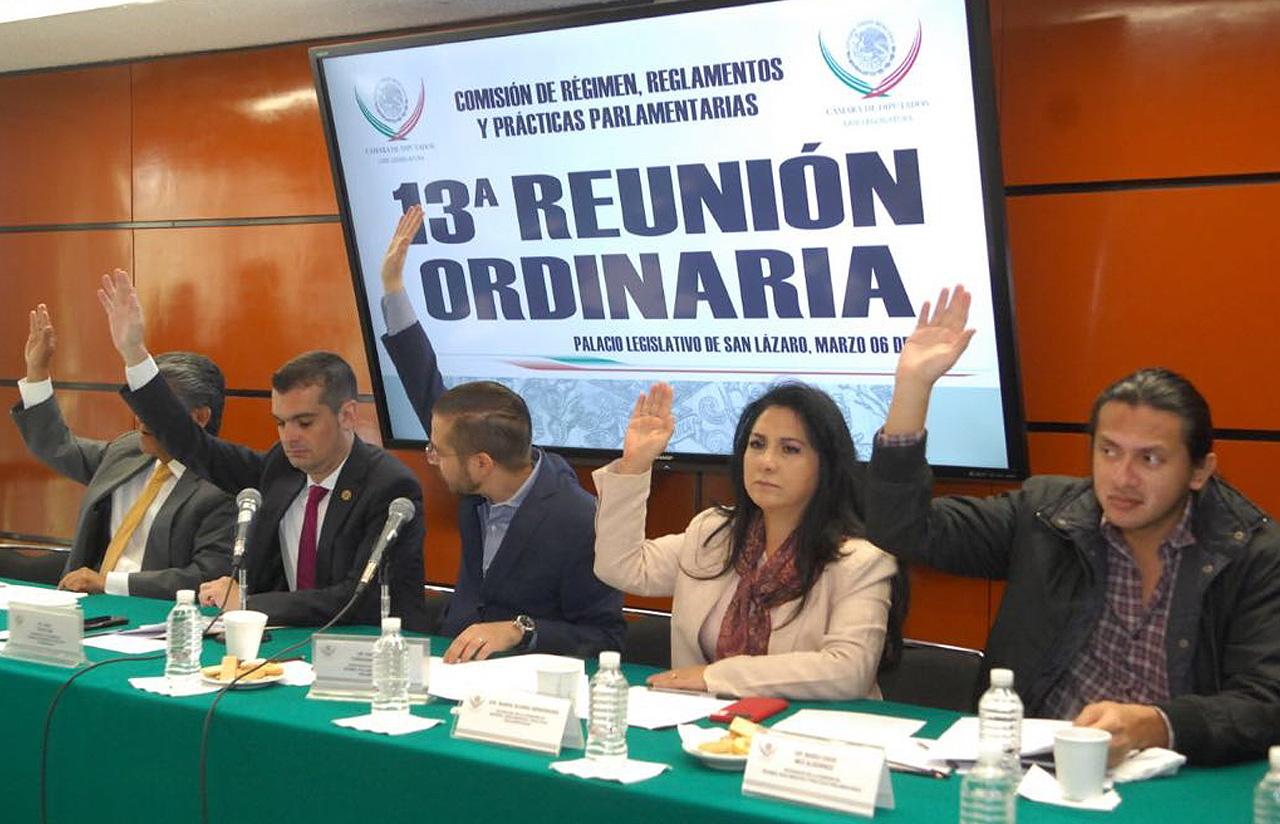 6 Mar – 13ava Reunión Ordinaria Comisión R.R.P.P.