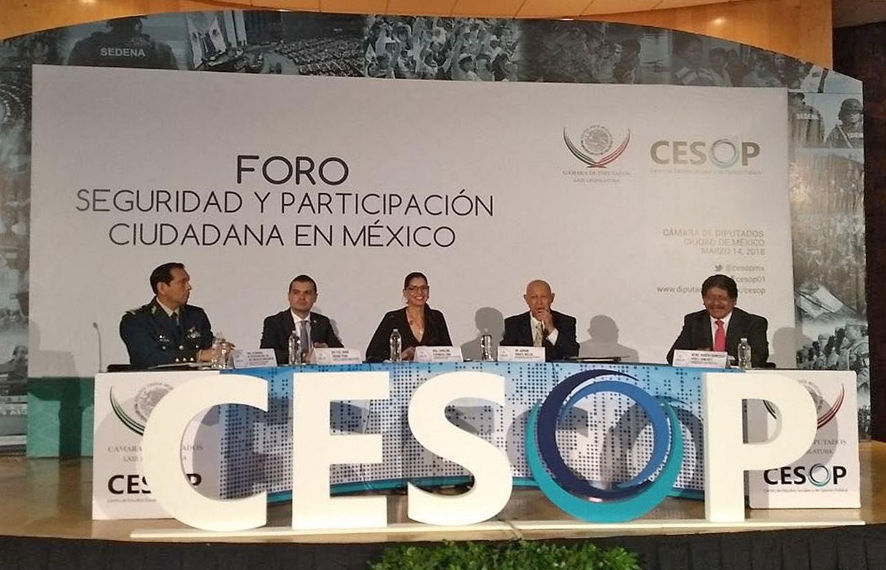 14 Mar – Foro Seguridad Y Participación Ciudadana En México