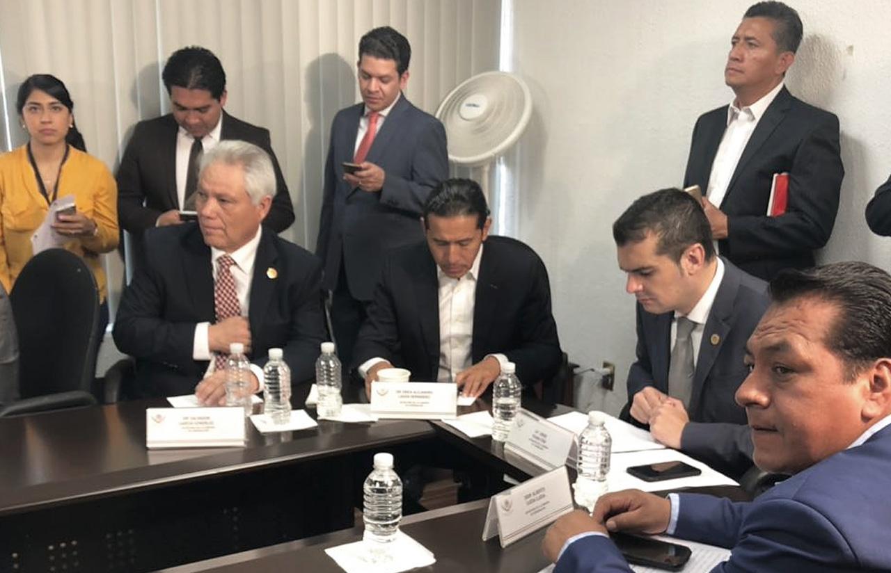 24 Abr – Continuación De La 8a Reunión Extraordinaria De La Comisión De Régimen, Reglamentos Y Prácticas Parlamentarias