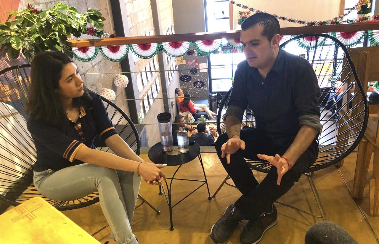 21 Sep – Entrevista Para Debate Joven